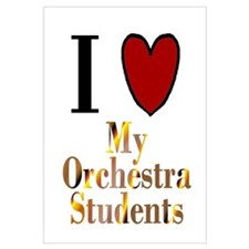 I Love My Orchestra Students