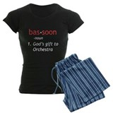 Bassoon Ninja pajamas