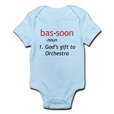 Bassoon Ninja Infant Bodysuit