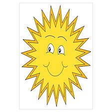 Happy Sun in Summer