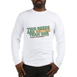 Two Reeds Long Sleeve T-Shirt