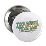 "Two Reeds 2.25"" Button"