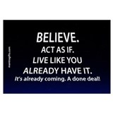Law of Attraction Believe