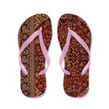 Persian Carpet Flip Flops