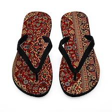 Persian Carpet Flip Flops