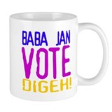 baba jan vote digeh Mug