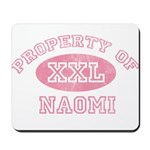 Property of Naomi Mousepad