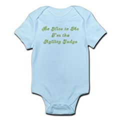 Agility Judge Infant Bodysuit