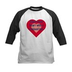Share Your Heart Kids Baseball Jersey