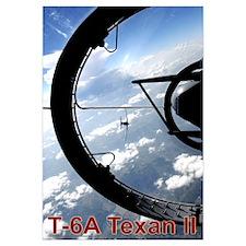 "35"" x 23"" T-6A Texan II"