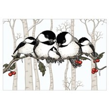 Chickadee Family