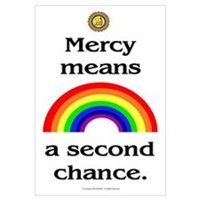 Mercy Means a Second Chance