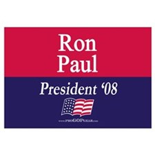 """Ron Paul for President"""