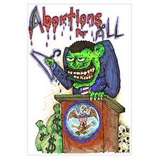 Cute Anti abortion Wall Art