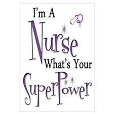 Cute Nurse Wall Art
