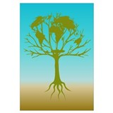 Go Green World Tree