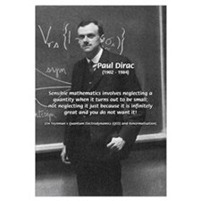 Paul Dirac Quantum Theory