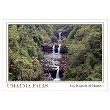 Umauma Falls (11x17)