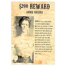 Annie Rogers $ Reward