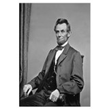 Pres Abraham Lincoln Civil War Photo