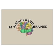 Always-Right Brained