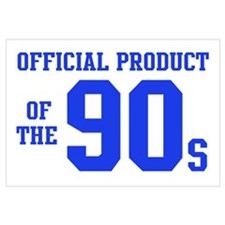 Official Product of the 90s (