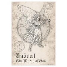 Archangel Gabriel 11x17