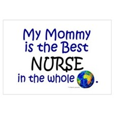 Best Nurse In The World (Mommy)