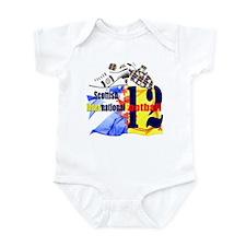 Scotland International 12 Infant Bodysuit