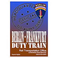 The Berlin to Frankfurt Duty