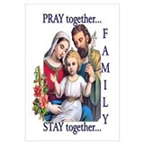 Pray the Rosary - Print (e)
