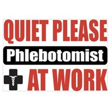 Phlebotomist Work