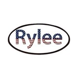 Rylee Stars and Stripes Patch