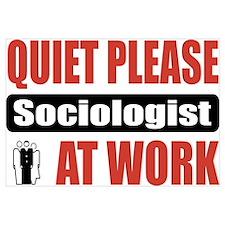 Sociologist Work