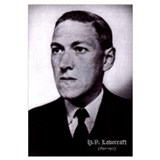 HP Lovecraft 11x17 Print