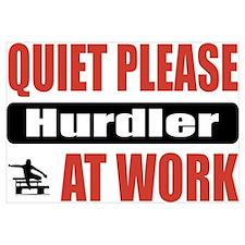 Hurdler Work