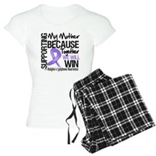 Support Mother Hodgkins pajamas