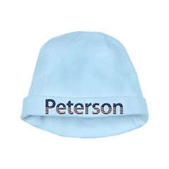 Peterson Stars and Stripes baby hat