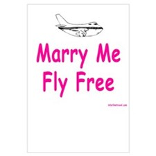 Marry Me, Fly Free (Pink)