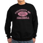 Property of Makena Sweatshirt (dark)