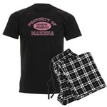 Property of Makena Men's Dark Pajamas