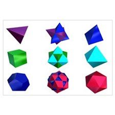 of Platonic Solids and Compound