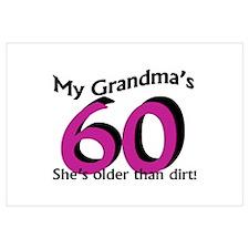 Grandma's 60th Birthday