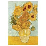 Van Gogh Sunflowers