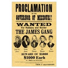 Wanted The James Gang