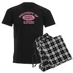 Property of Lyric Men's Dark Pajamas