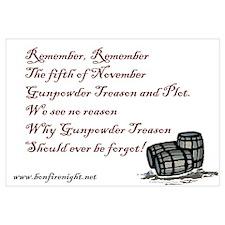 Remember Remember Verse