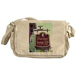 The Mariner King Inn sign Messenger Bag