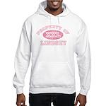 Property of Lindsey Hooded Sweatshirt