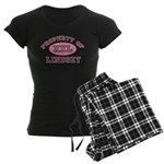Property of Lindsey Women's Dark Pajamas